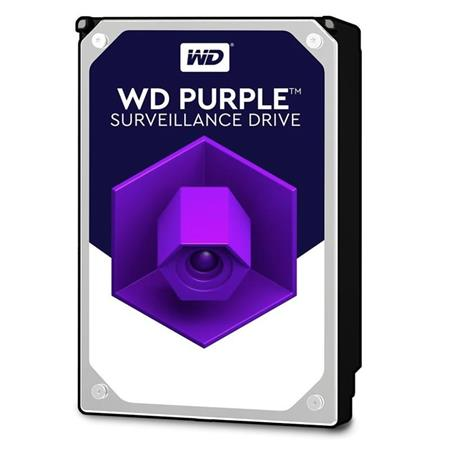 Disco Rigido WD PURPLE 6TB Surveillance