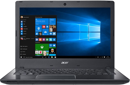 "Notebook ACER Travelmate P2 14"" i3-6100/4G/500gb/Win10"