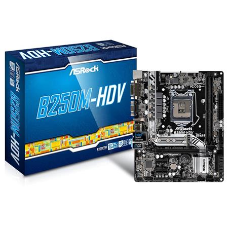 Mother ASROCK B250M-HDV LGA1151