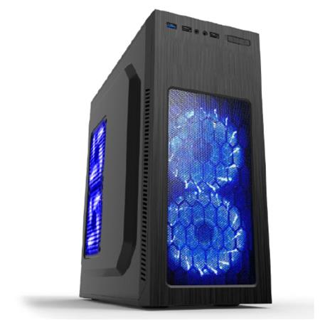 Gabinete UNDERWOOD 5911 Gaming 600W