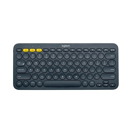 Teclado LOGITECH Bluetooth Multi-Device K380 Dark Grey