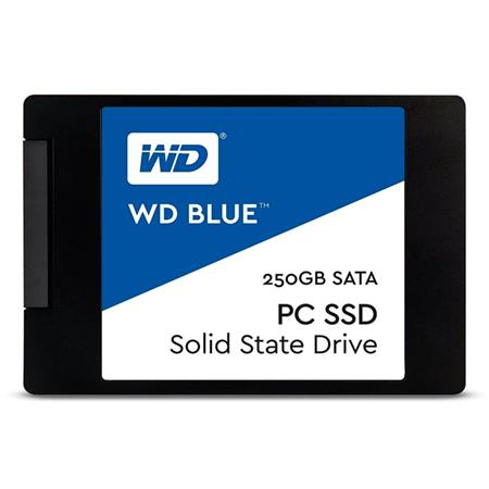 Disco SSD WD 250gb Blue Sata 3