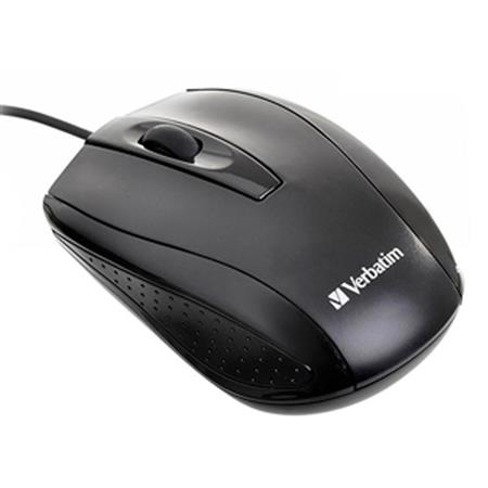 Mouse Optico VERBATIM Negro