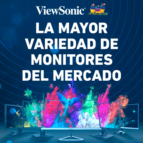 Monitores Viewsonic 18-10-18