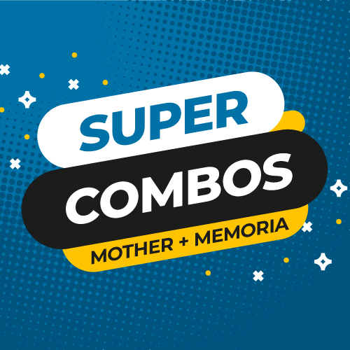 Combos MOTHER RAM