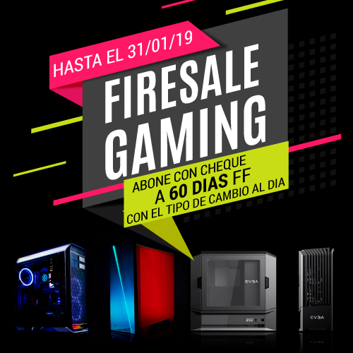 Fire Sale Gaming